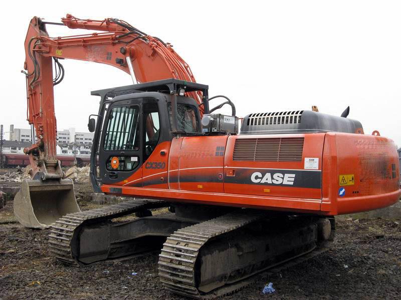 CAS-CX 350 R Bagger (2)
