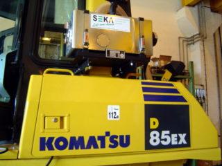 KOM-D 85EX Raupe (1)