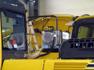 KOM-PC 210-8 Kettenbagger (1)
