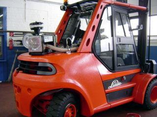 LIN-H 80 D Stapler