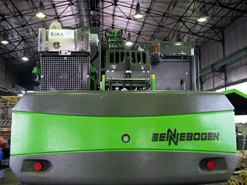SEN-821-E Mobilbagger mit E-Motor (4)