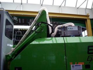 SEN-825 M_Mobilbagger mit hochfahrbarer Kabine (2)