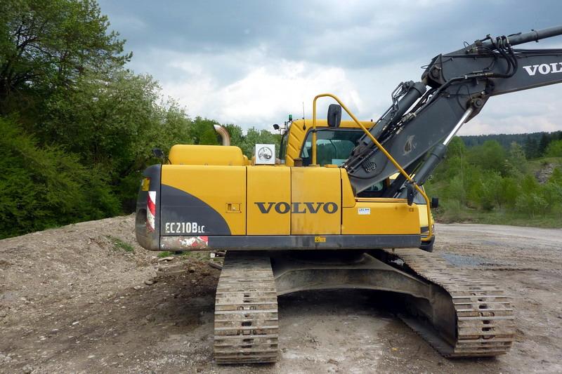 VOL-EC 210 Kettenbagger (4)